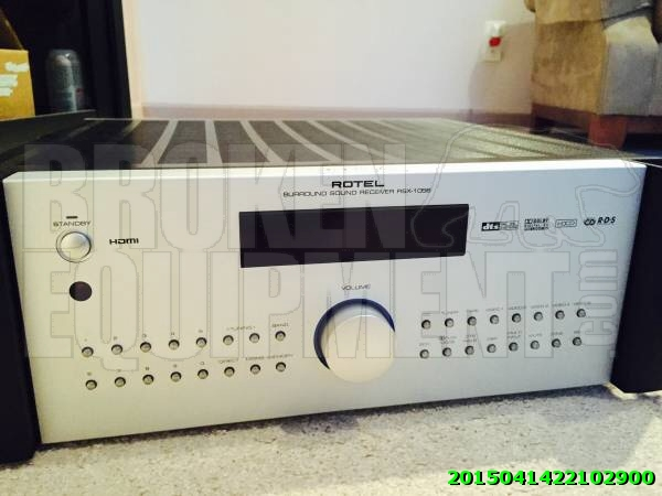 Rotel surround sound receiver