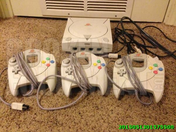 Sega Dream Cast