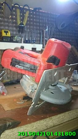 Milwaukee Cordless Saw