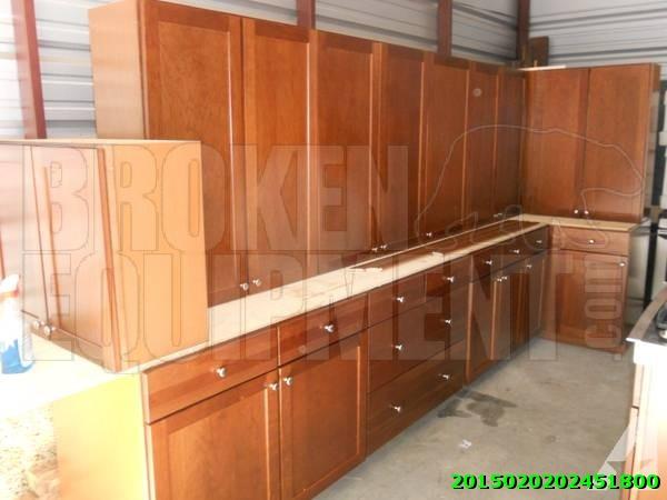 Kitchen Cabinets Damaged
