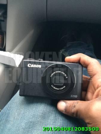 Cannon Digital Camera