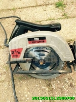 Craftsman Power Saw