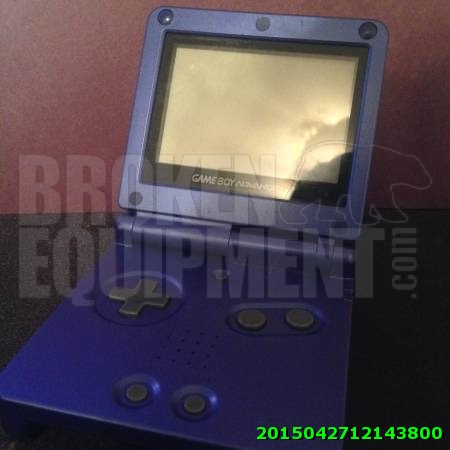 Nintendo Gameboy Advance
