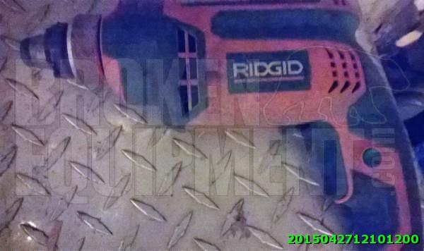 Rigid Power Drill