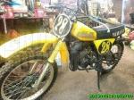 1977 Yamaha YZ 100 CC