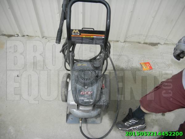 Honda power washer