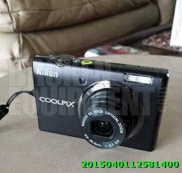 Nikon cool pix digital camera