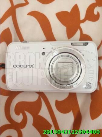 Nikon Cool Pix S800C